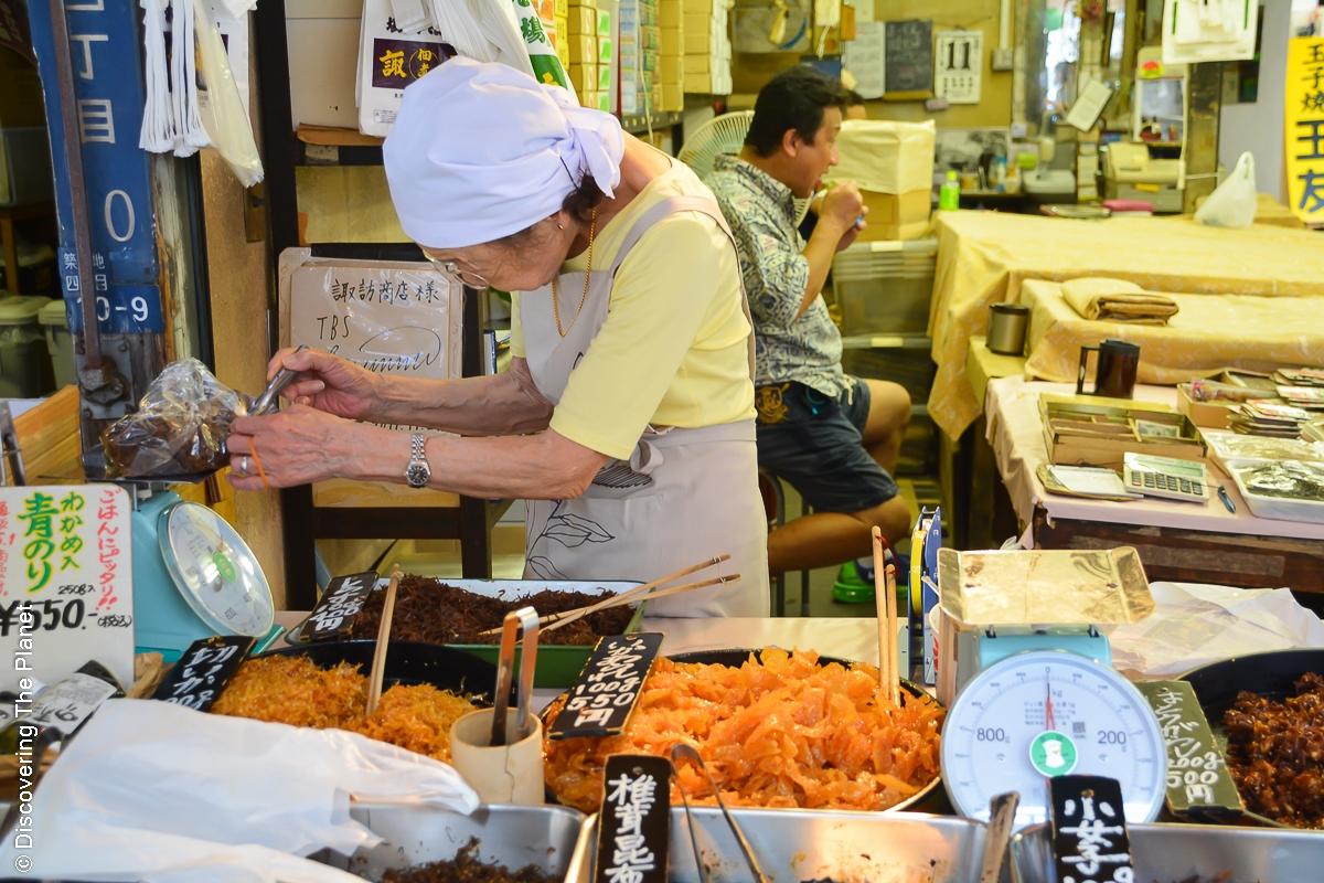 Tokyo, Tsukiji Fish Market (96)