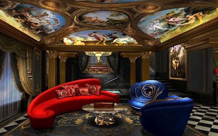 Världens lyxigaste hotell, The 13 4