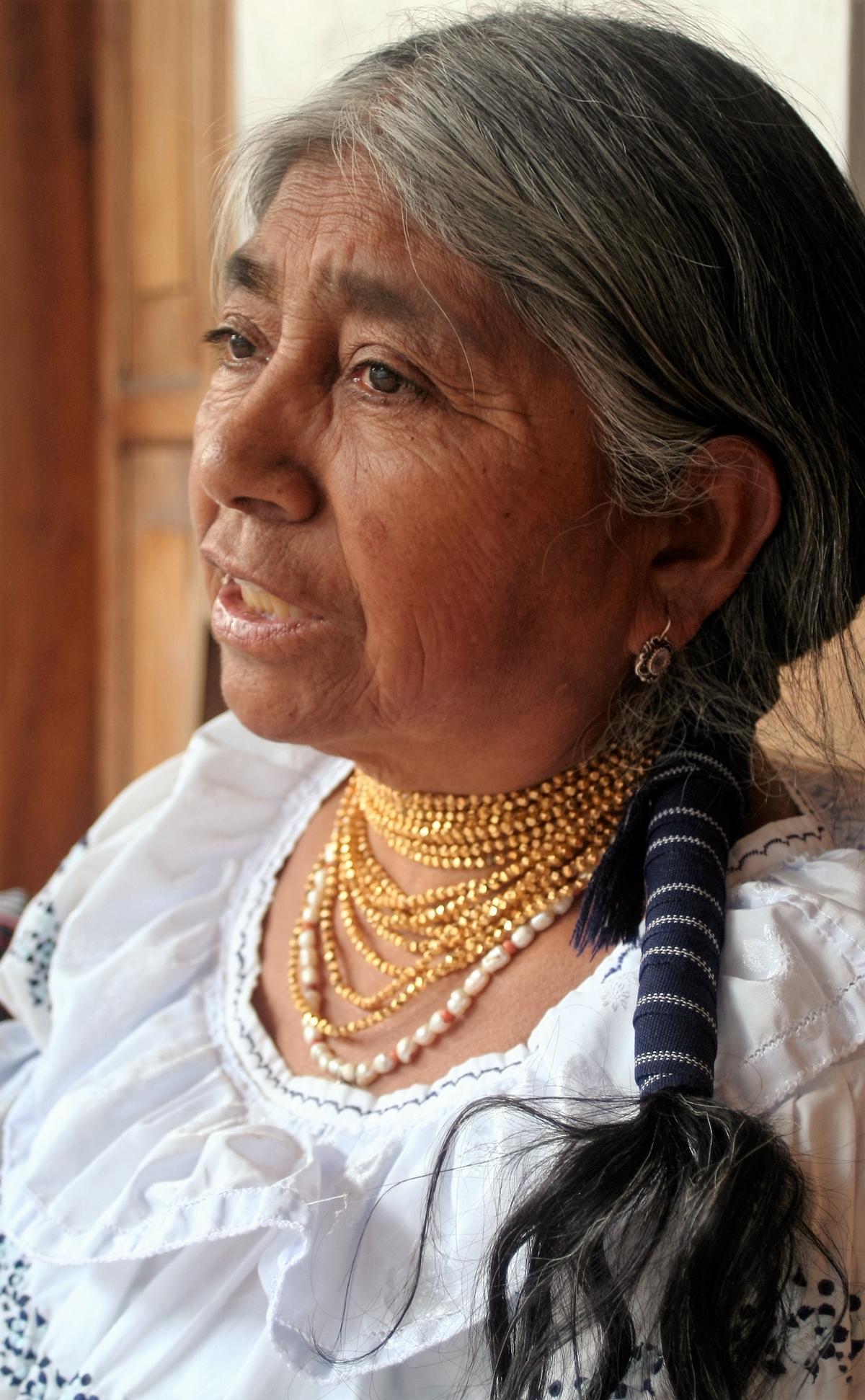 Ecuador, Indiansk kultur