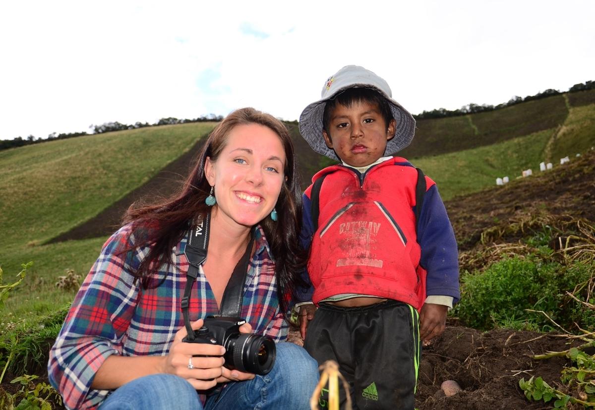 Ecuador, På uppdrag i Tulcán