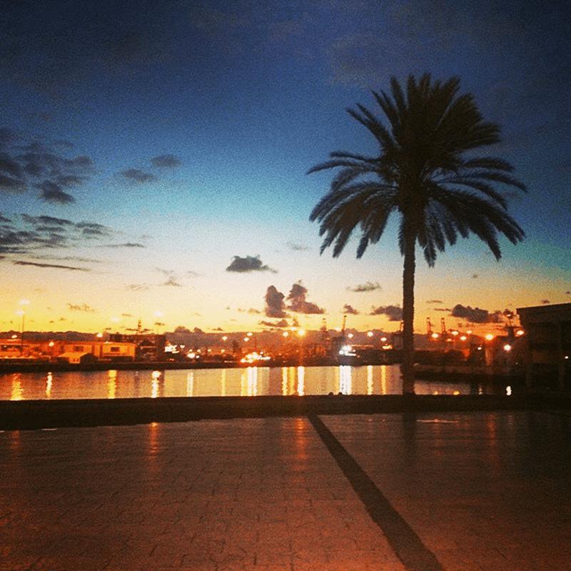 Gran Canaria, Res med barn 2