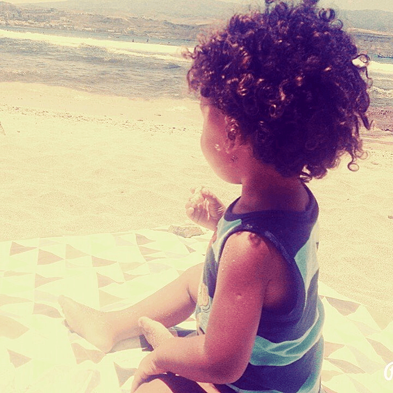 Gran Canaria, Res med barn 5
