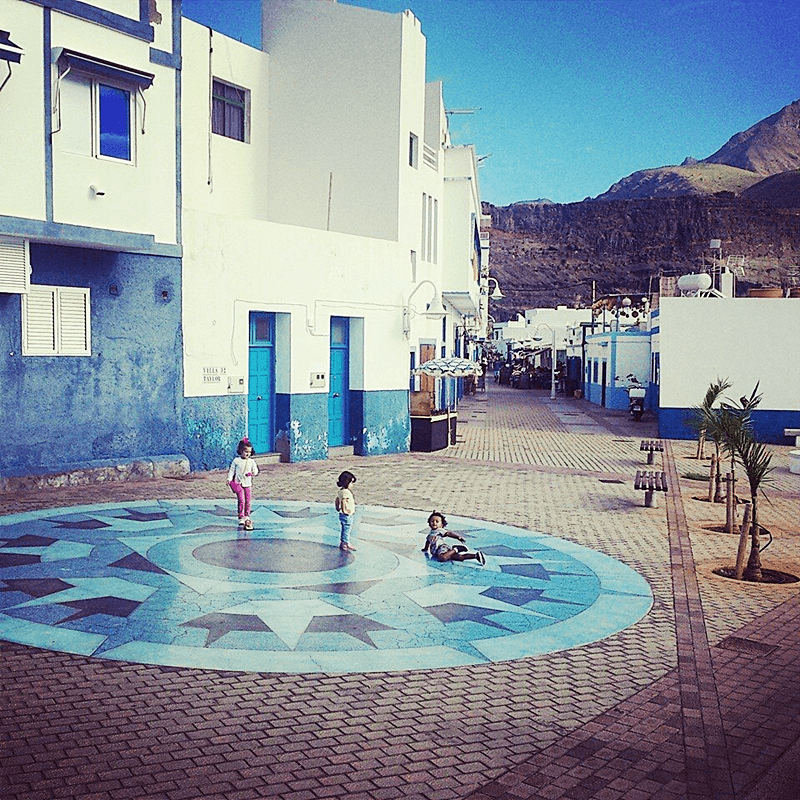 Gran Canaria, Res med barn 7