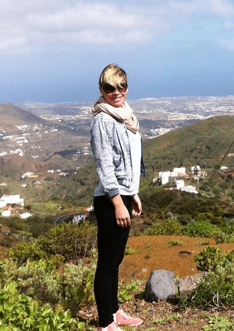 Gran Canaria, Res med barn 9