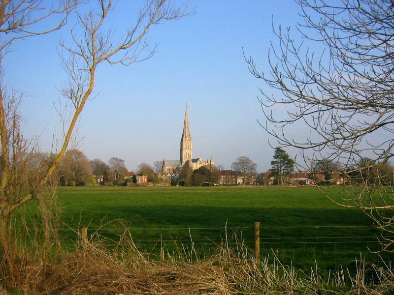 Storbritannien, salisbury_cathedral_meadows