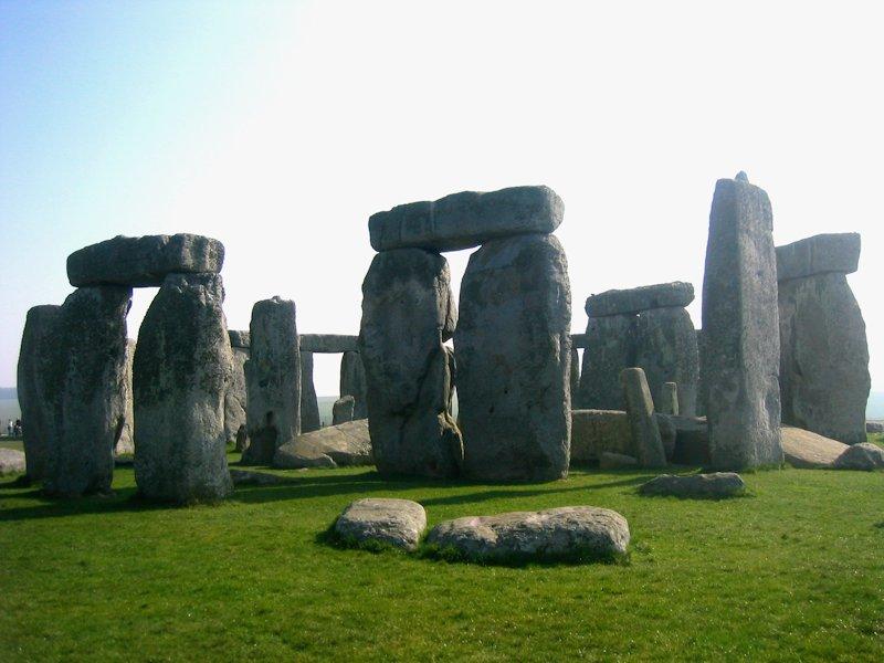 Storbritannien, stonehenge
