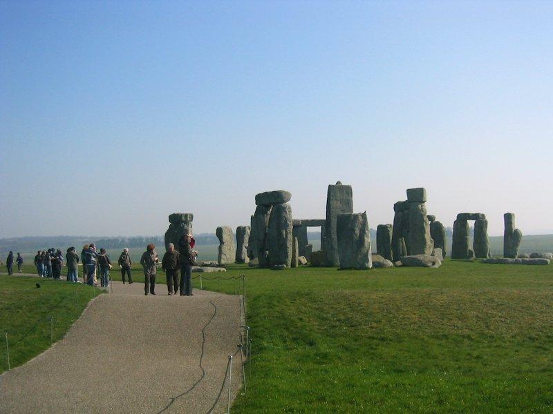 Storbritannien, stonehenge2