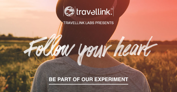 Travellink, Follow your heart 1