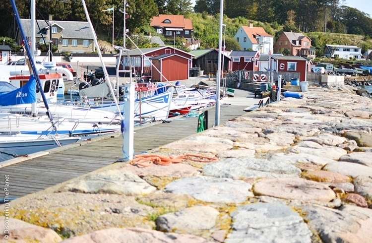Sverige, Skåne, Landskrona, Ålabodarna