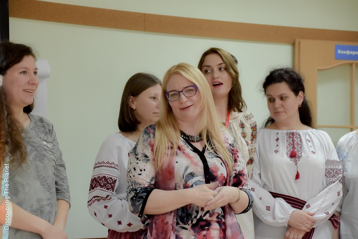 Ukraina, Sos Barnbyar 4
