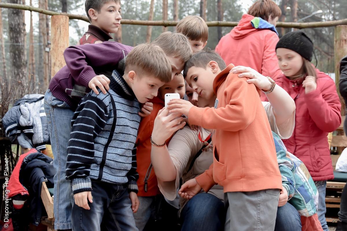 Ukraina, Kiev, Sos Barnbyar (66 av 78)