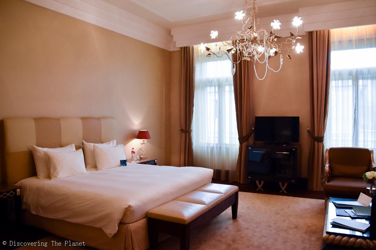 Budapest, Hotel Boscolo (2)