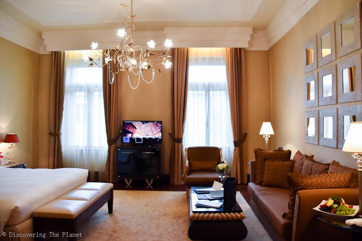 Budapest, Hotel Boscolo (5)