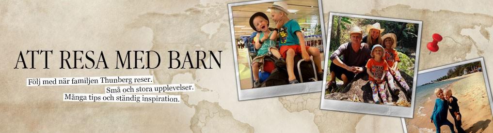 Favoritinlägg, Att resa med barn