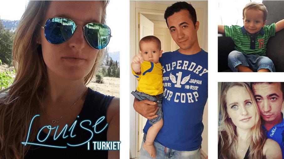 Louise i Turkiet