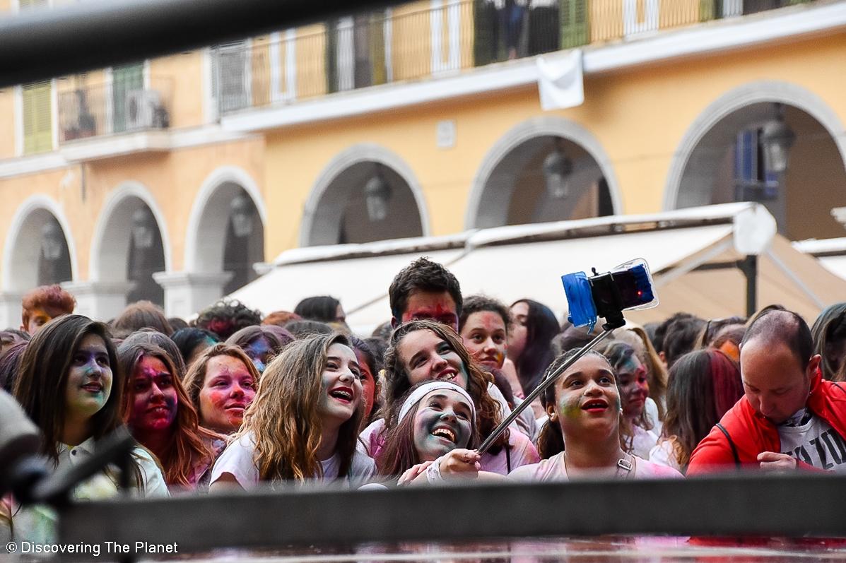 Palma de Mallorca, Holi Festival (13)