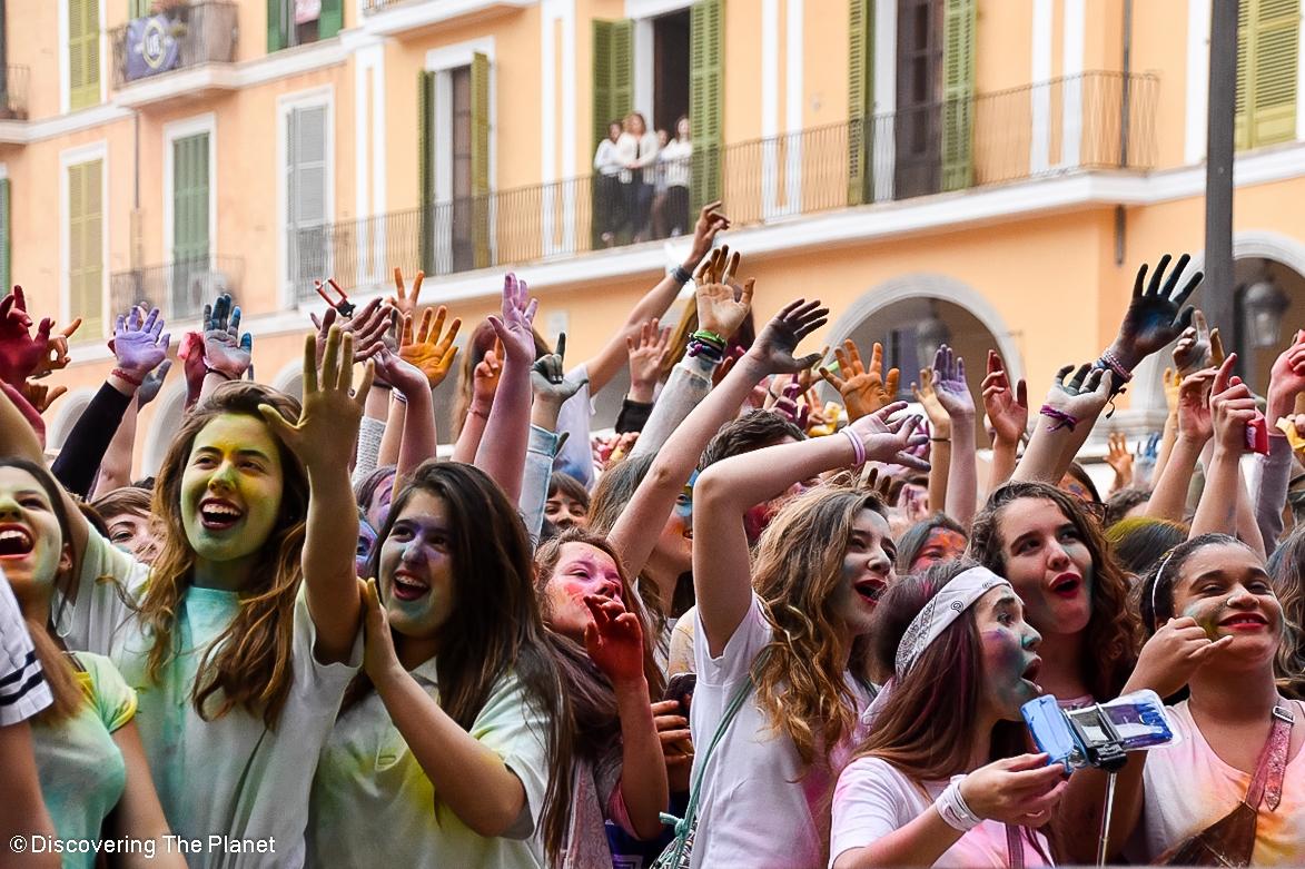 Palma de Mallorca, Holi Festival (16)