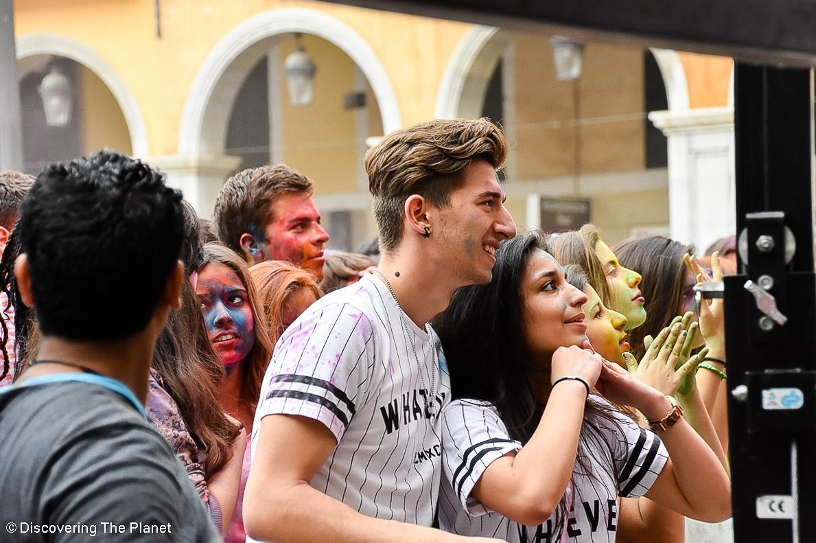 Palma de Mallorca, Holi Festival (23)