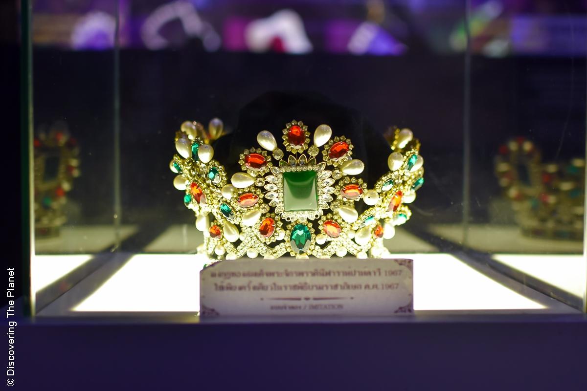 Thailand, Chantaburi, Ädelstensmuseet (1)