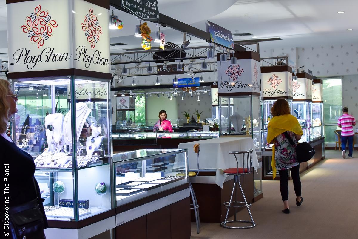 Thailand, Chantaburi, Ädelstensmuseet (2)