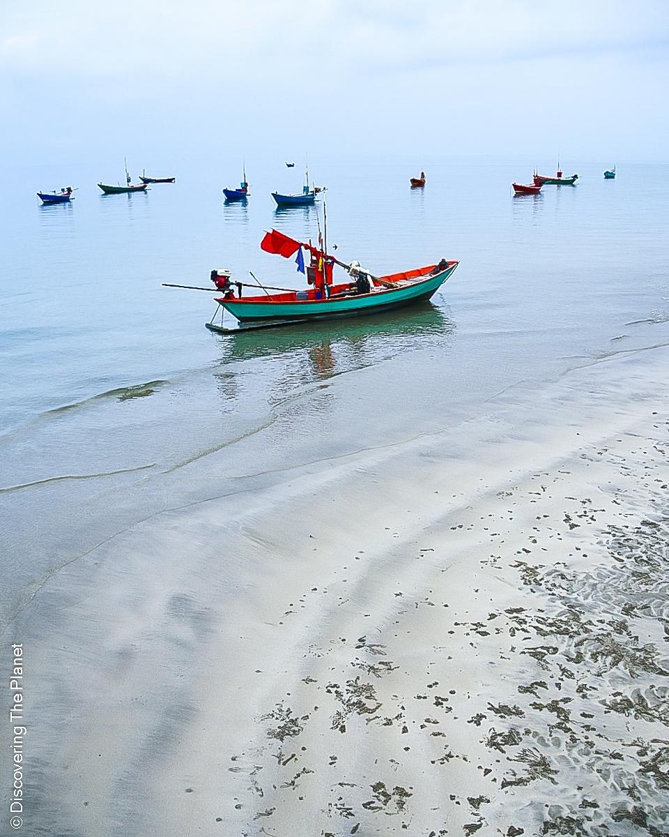 Thailand, Chantaburi, Chaolao Beach 1