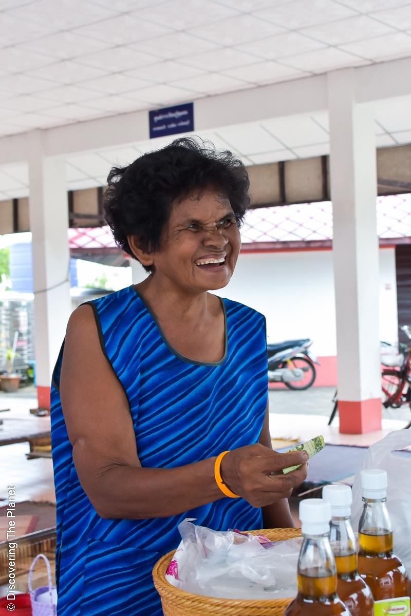 Thailand, Chantaburi, Mattvävning (22)
