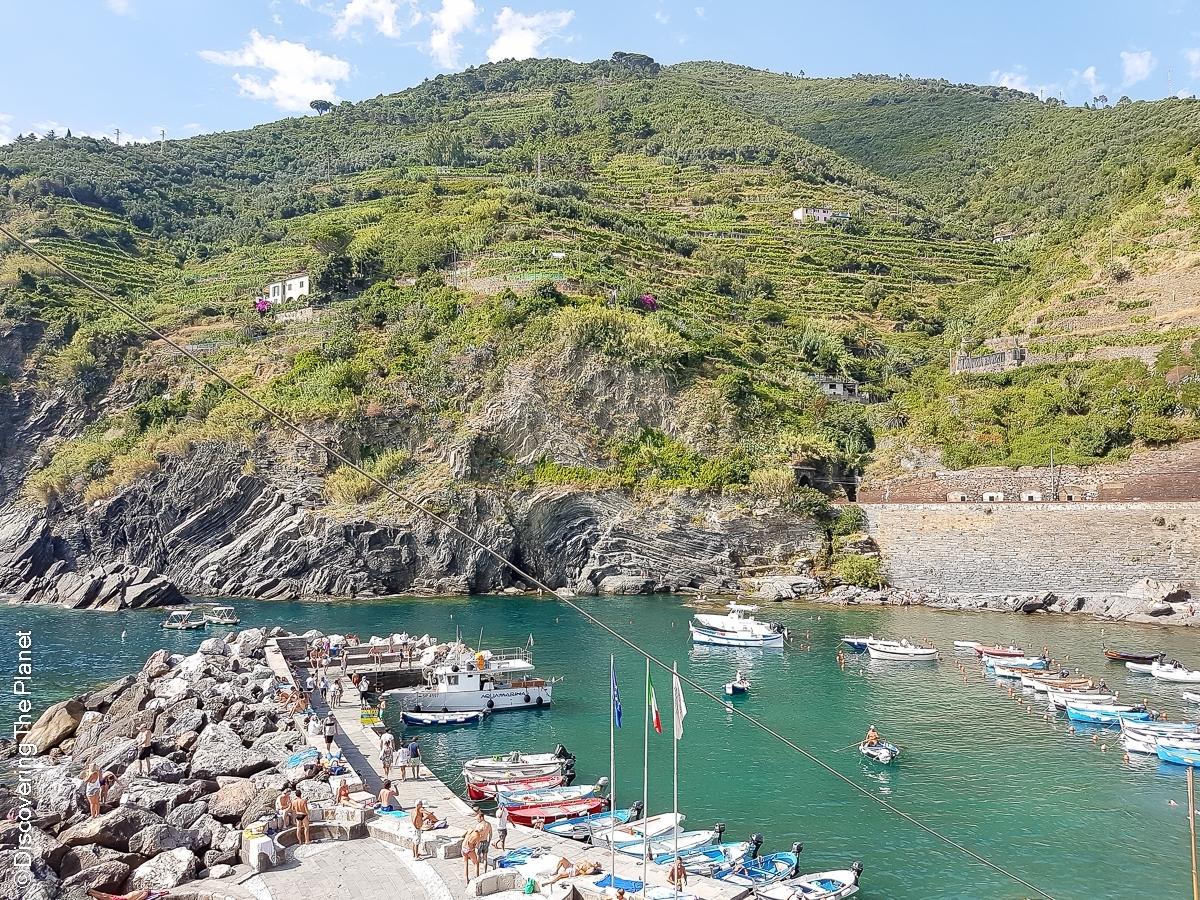 Italien, , Cinque Terre, Vernazza (10)
