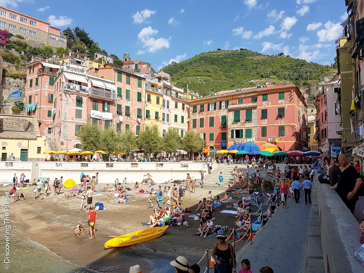 Italien, , Cinque Terre, Vernazza (11)