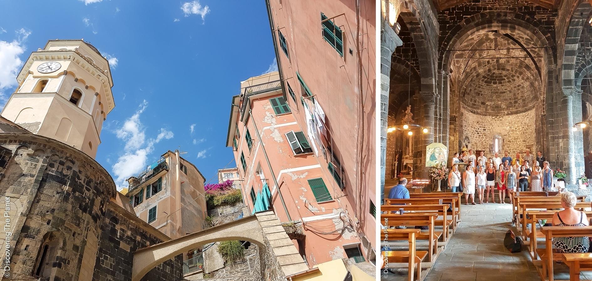 Italien, , Cinque Terre, Vernazza (13)
