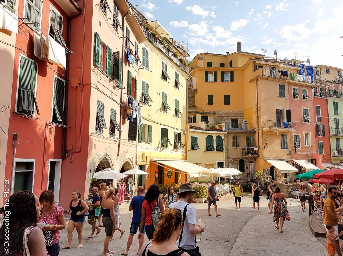 Italien, , Cinque Terre, Vernazza (18)
