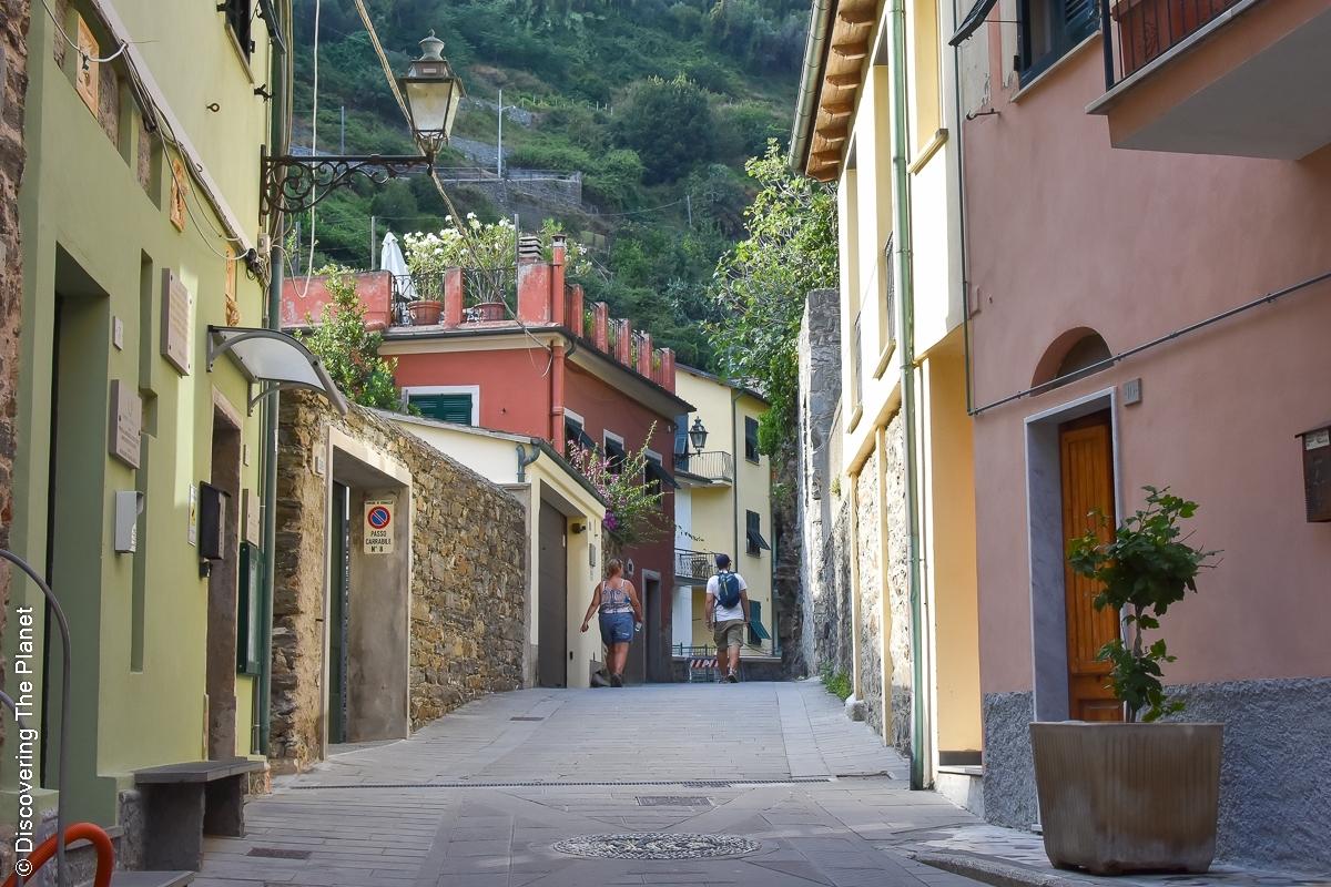 Italien, , Cinque Terre, Vernazza (19)