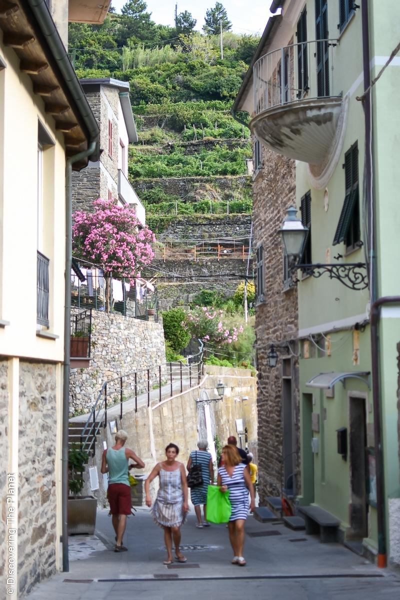 Italien, , Cinque Terre, Vernazza (20)