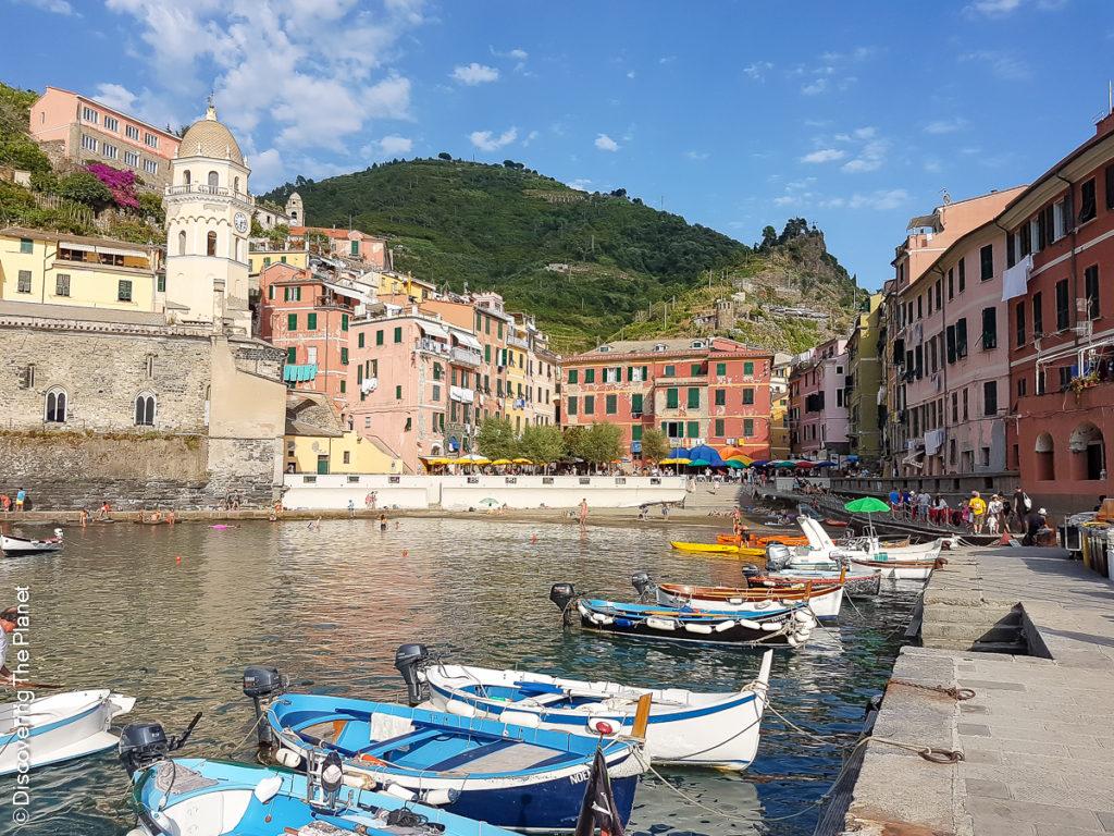 Italien, , Cinque Terre, Vernazza (21)