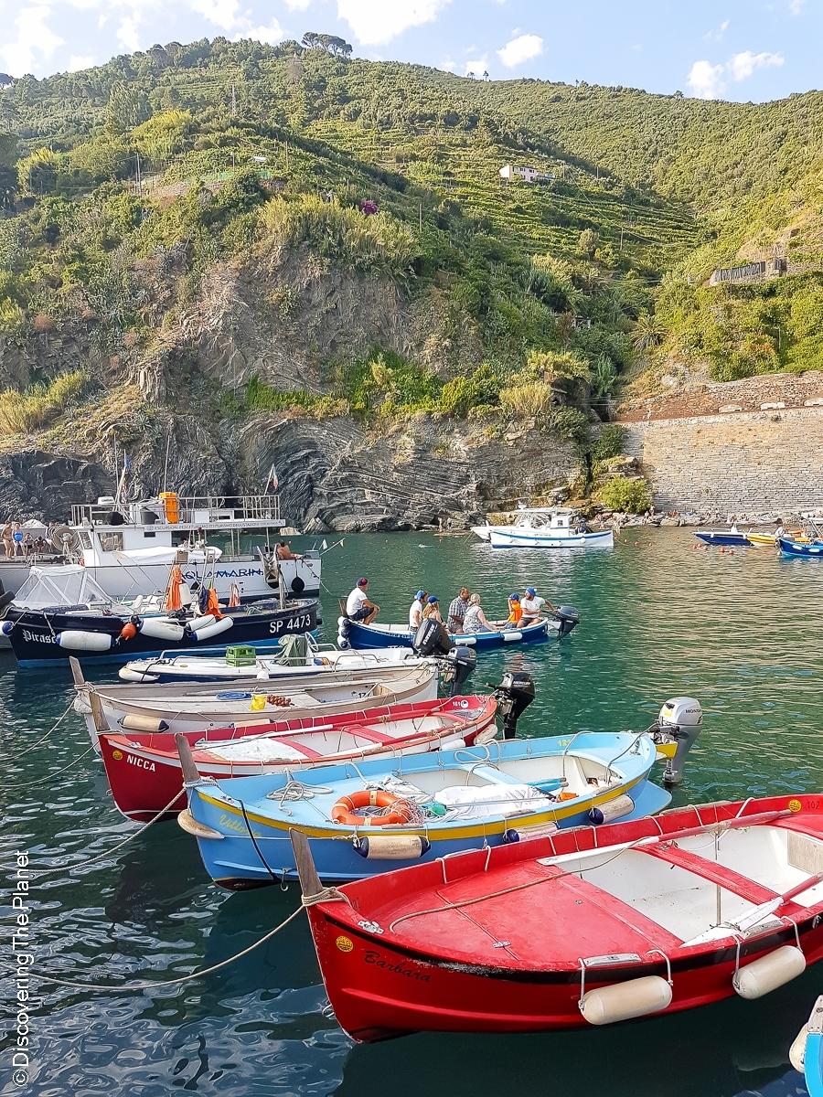 Italien, , Cinque Terre, Vernazza (22)