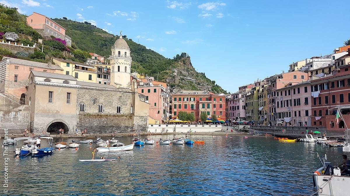 Italien, , Cinque Terre, Vernazza (23)