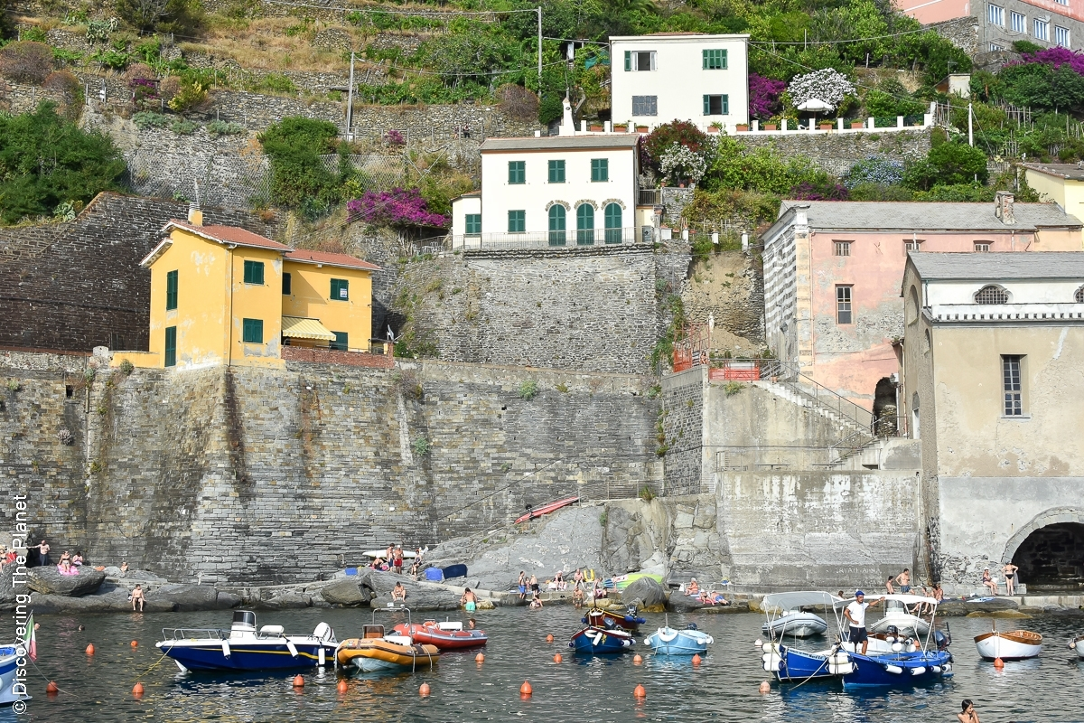 Italien, , Cinque Terre, Vernazza (24)