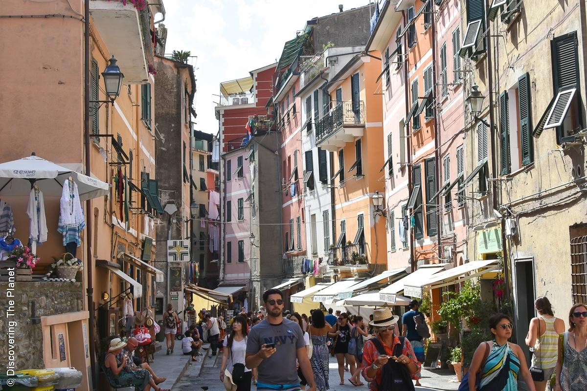 Italien, , Cinque Terre, Vernazza (3)