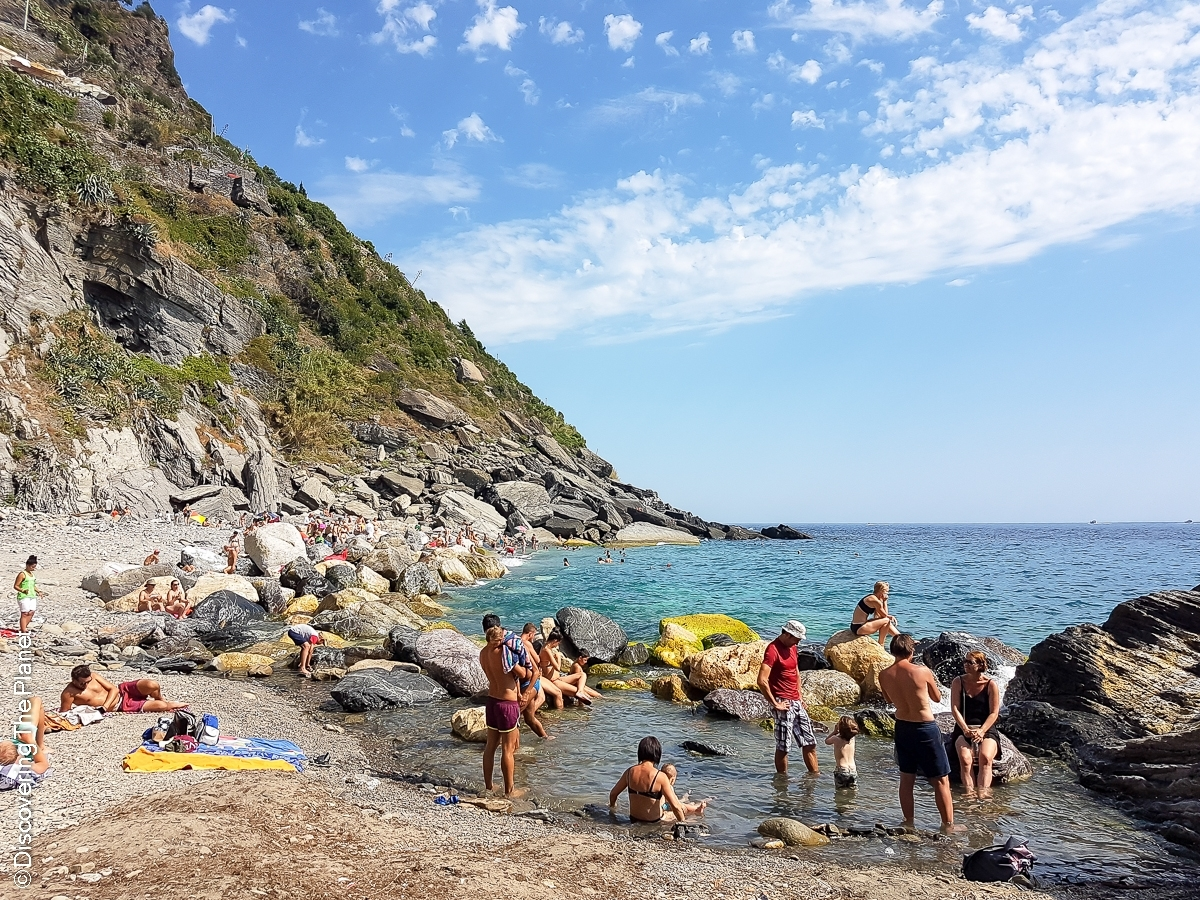 Italien, , Cinque Terre, Vernazza (5)