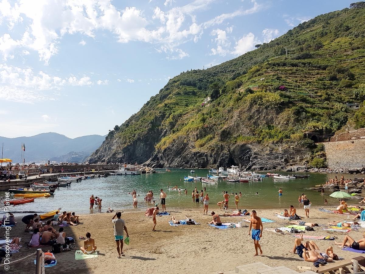 Italien, , Cinque Terre, Vernazza (8)