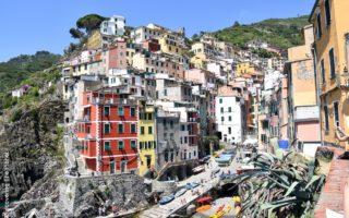 Italien, Cingue Terre, Riomaggiore