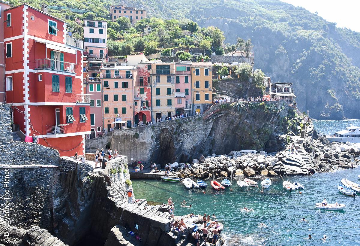 båten som gick på grund i italien