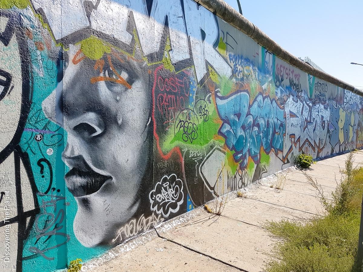 Tyskland, Berlin, Graffiti-10