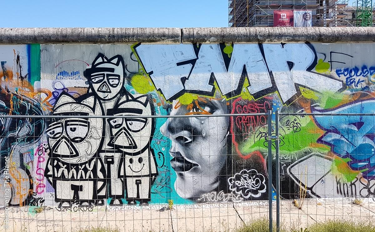 Tyskland, Berlin, Graffiti-6