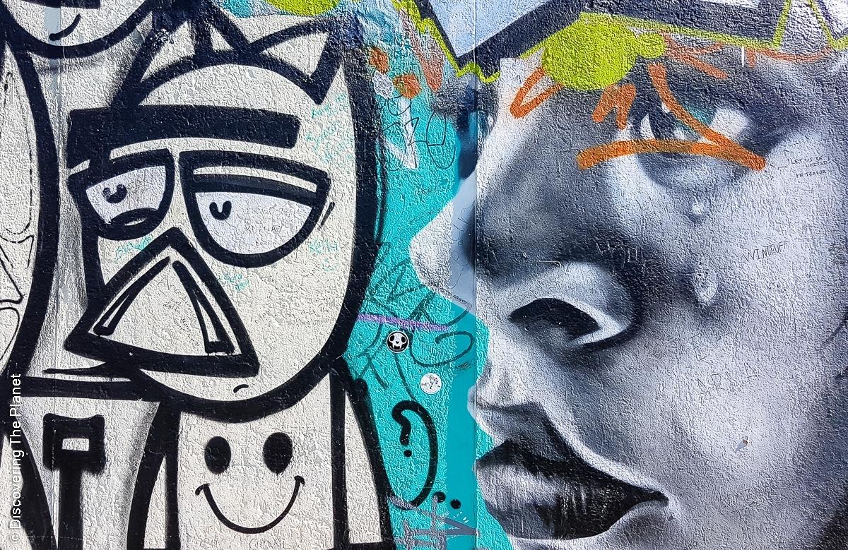 Tyskland, Berlin, Graffiti-7