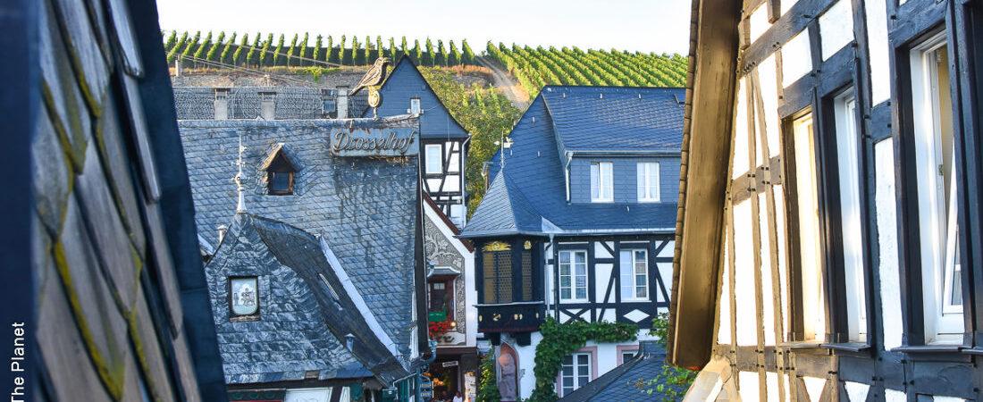 Tyskland, Rüdesheim