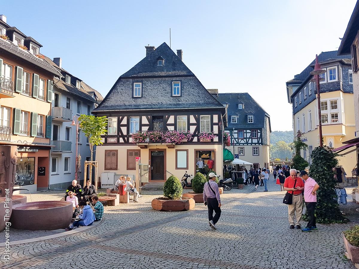 Tyskland, Rüdesheim (1)