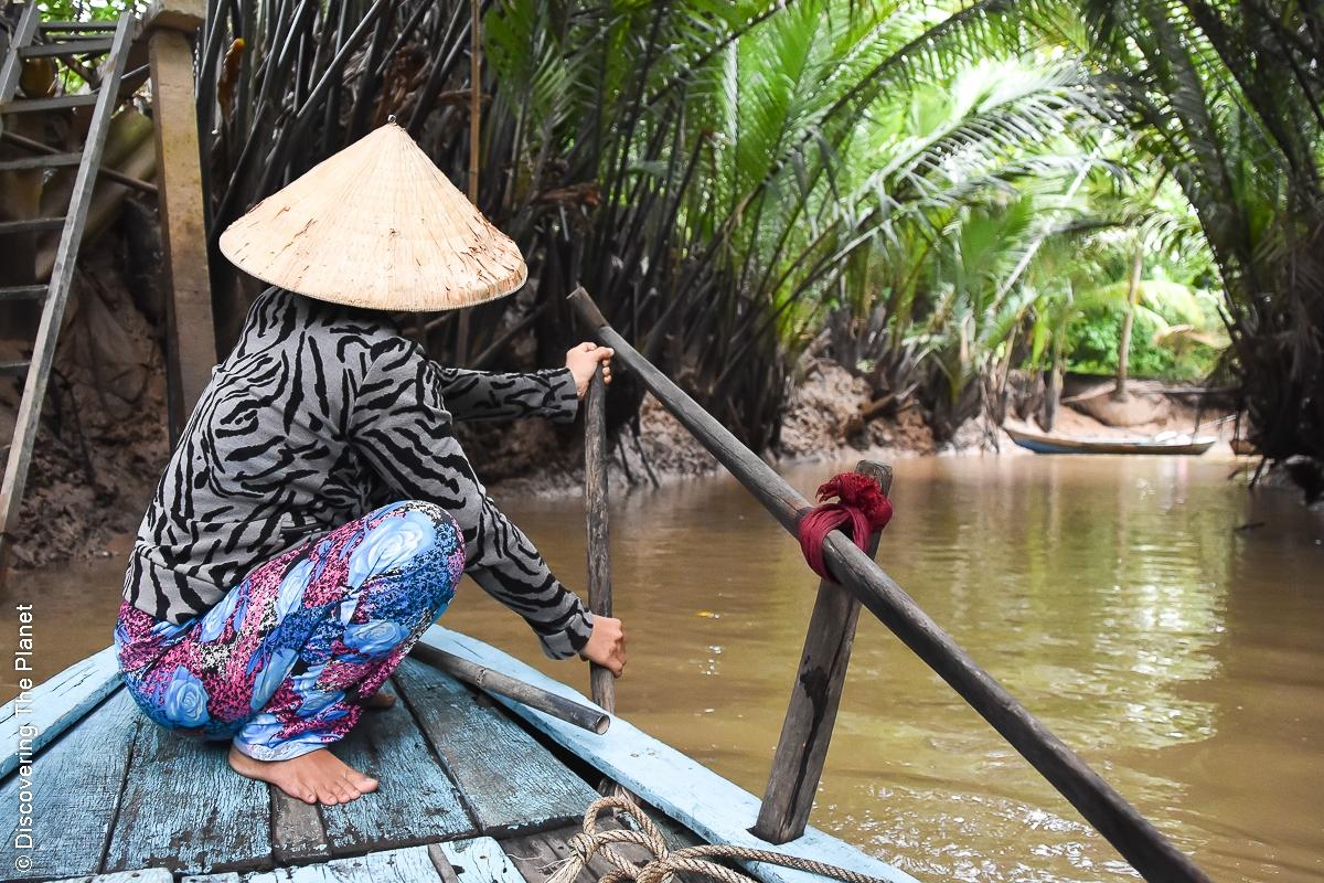 Vietnam, Mekong, Båttur (13)