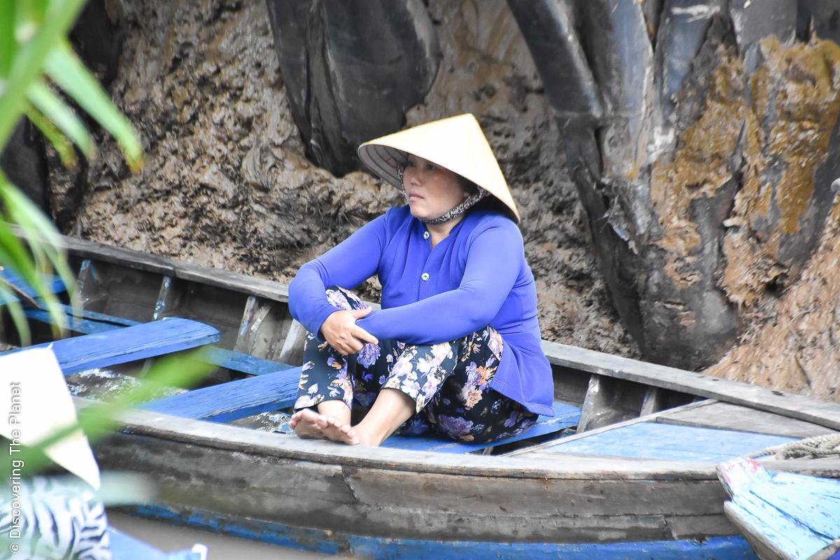 Vietnam, Mekong, Båttur (4)