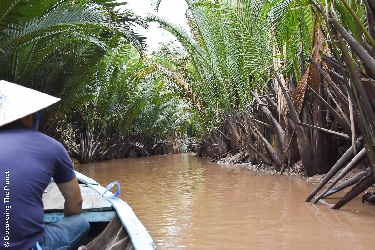 Vietnam, Mekong, Båttur (8)