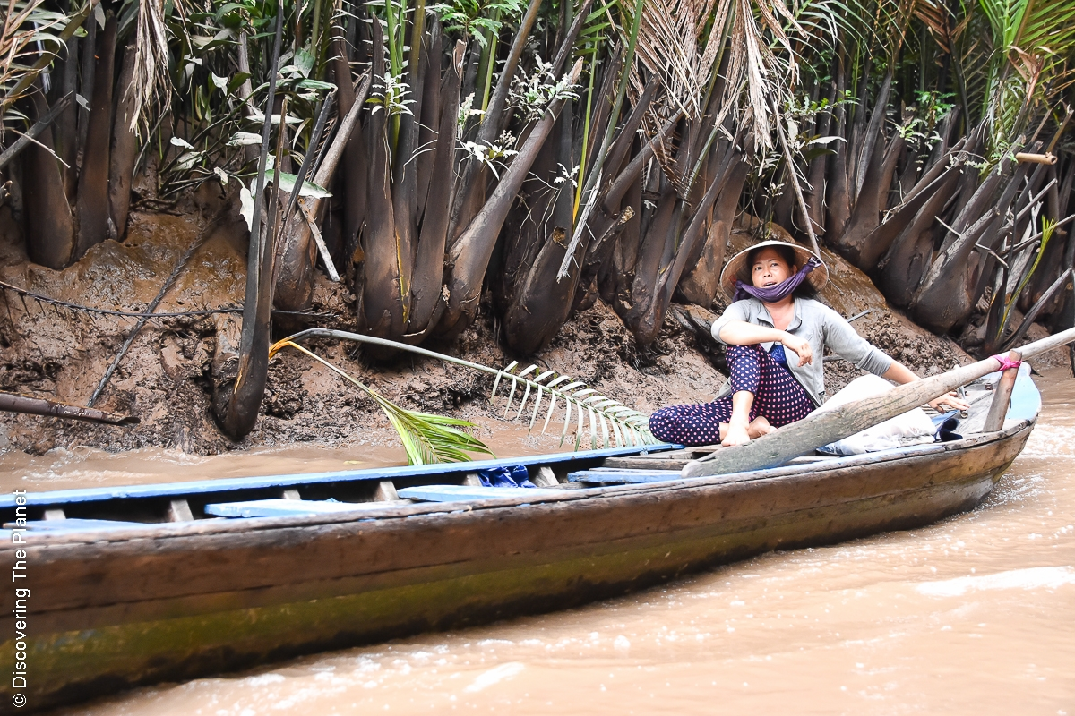 Vietnam, Mekong, Båttur (9)